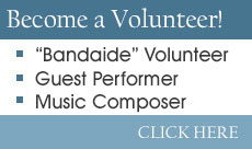 Become a Volunteer with The interPLAY Orchestra - A